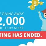 We are giving $2,000 to a nurse and want to tell you why!